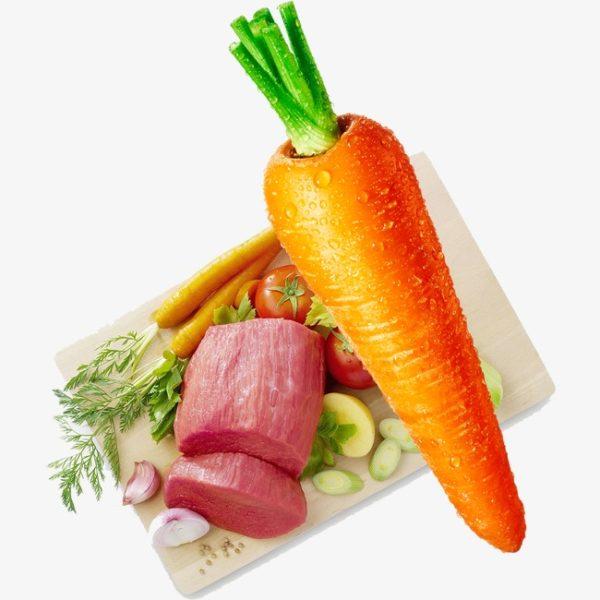 Thịt bò và cà rốt nấu cháo - cách nấu cháo thịt bò cho bé