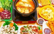 Cách nấu lẩu kim chi hải sản Hàn Quốc ngon chuẩn vị