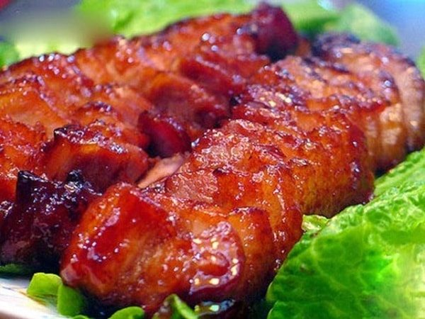 Cách làm thịt ba chỉ nướng đơn giản