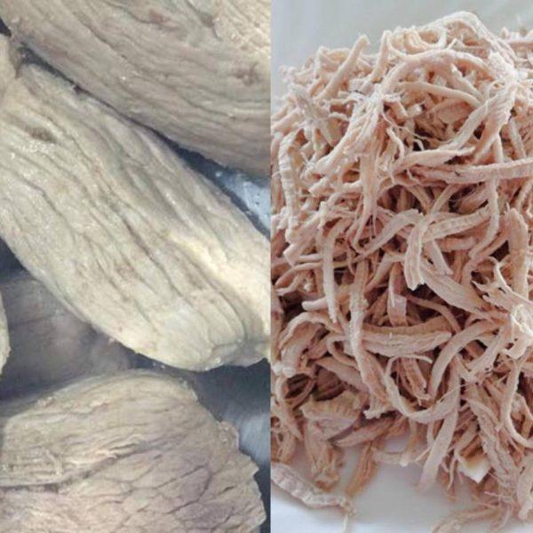 Cách làm thịt lợn giả bò khô - cách làm thịt lợn giả bò khô