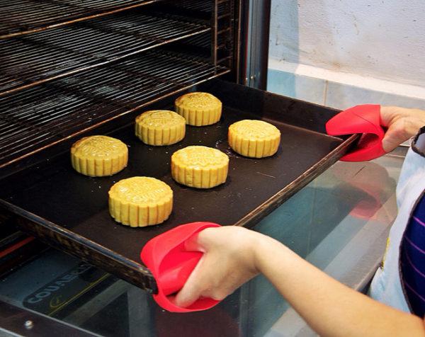 Cách làm bánh trung thu nhân thập cẩm trứng muối