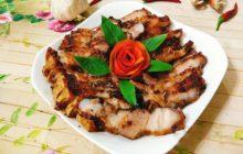 Cách làm thịt ba chỉ nướng thơm ngon đúng chuẩn BBQ