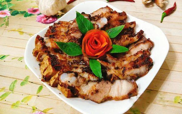 Cách làm thịt ba chỉ nướng thơm ngon hấp dẫn, cách làm thịt ba chỉ hàn quốc
