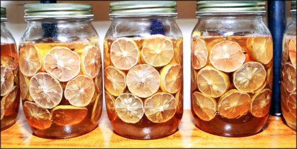 cách ngâm chanh đào mật ong hiệu quả