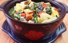 Cách nấu ốc nhồi chuối đậu cực ngon cực hấp dẫn