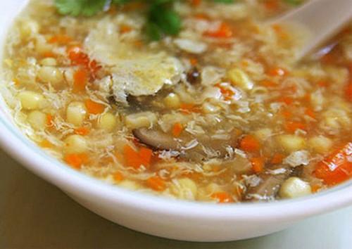 Cách làm soup chay thập câm đơn giản nhất