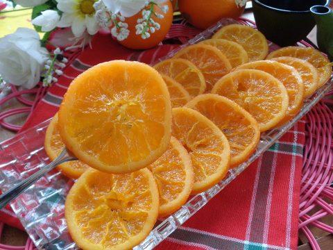Cách làm mứt cam