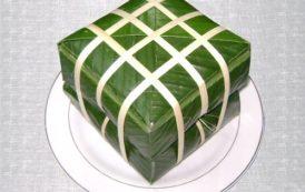Cách gói bánh chưng bằng khuôn thật đơn giản và dễ làm