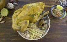 Cách làm cánh gà hấp muối vàng ươm, ngọt thịt siêu ngon cho cả gia đình