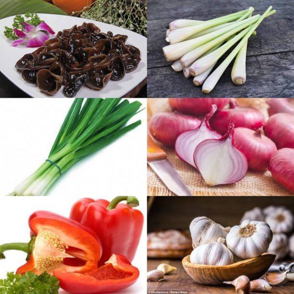 cách làm thịt gà xào măng