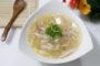 Cách nấu súp gà nấm thanh mát, ngọt lịm bồi bổ cho cả gia đình