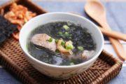 Cách nấu canh rong biển với xương heo ngon ngọt hấp dẫn