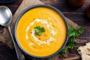 3 cách nấu súp bí đỏ thơm ngon, bổ dưỡng cho cả gia đình