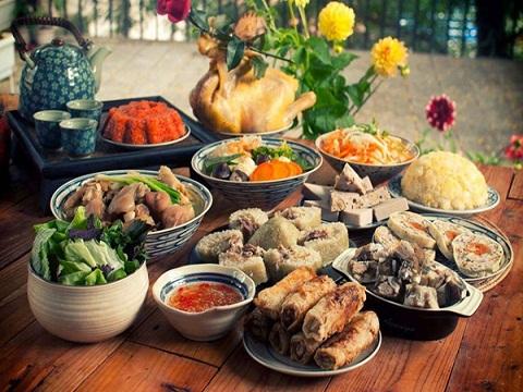 Image result for Những món ăn ngày tết
