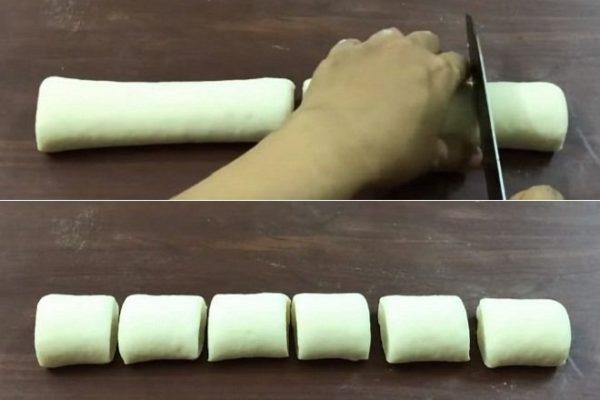 cách làm bánh bao không nhân kiểu Hàn