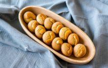 Cách làm bánh quy hạt điều béo ngậy giòn tan ăn là mê