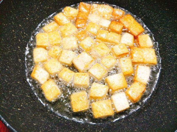 Cách làm bánh rán nhân chay