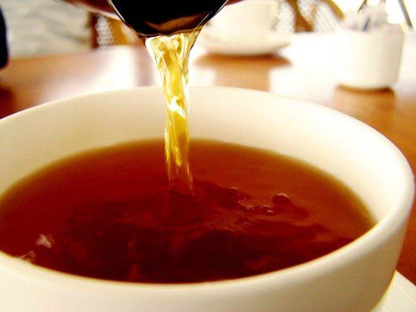 cách làm hồng trà trái cây