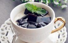 Cách làm chè sương sáo thơm ngon bổ dưỡng thưởng thức ngày hè