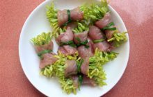 Cách làm thịt cuộn hoa thiên lý hấp siêu thơm ngon và bổ dưỡng
