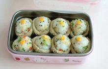 Cách làm sushi đậu hũ siêu lạ mắt lại cực thơm ngon