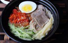 Cách nấu mì lạnh cực đơn giản ngon đúng chuẩn vị Hàn Quốc