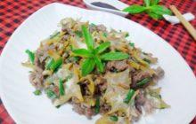 Cách làm thịt trâu xào khế ngon đậm đà đưa cơm