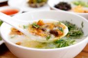 Cách nấu cháo sò huyết thơm ngon bổ dưỡng tốt cho sức khỏe