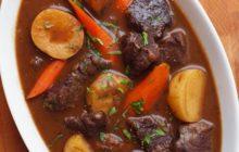 Cách nấu món thịt trâu hầm thơm ngon cho bữa cơm gia đình