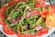 Cách làm thịt trâu xào rau cần ngon đậm đà cho bữa cơm gia đình