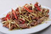 Cách làm thịt trâu xào sả ớt tại nhà ngon đậm đà mà siêu đơn giản