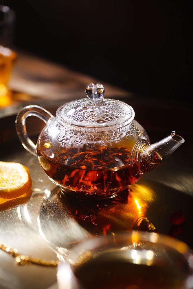 Cách làm hồng trà sữa tại nhà