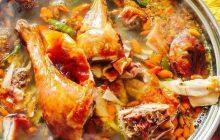 Cách nấu lẩu gà tiềm ớt hiểm ấm lòng ngày mưa