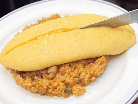 Cách làm cơm chiên trứng cuộn kiểu Nhật siêu dễ