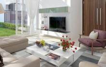 Xanh bạc hà - gam màu hoàn hảo trong trang trí nhà mùa hè