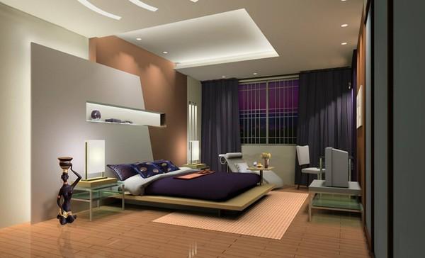 Tư vấn bố trí nội thất phòng ngủ dài và hẹp cho gia đình 4 người - ảnh nhà đẹp nội thất đẹp số 44