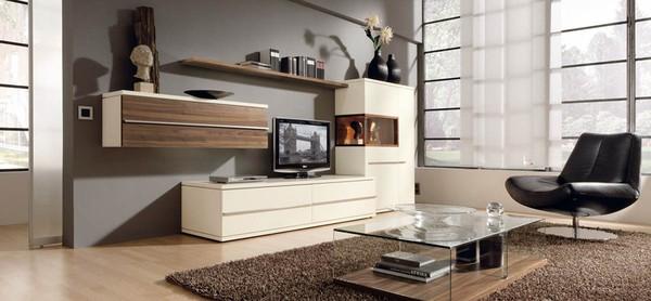 Tủ tv nên được thiết kế đa năng và có khả năng lưu trữ lớn